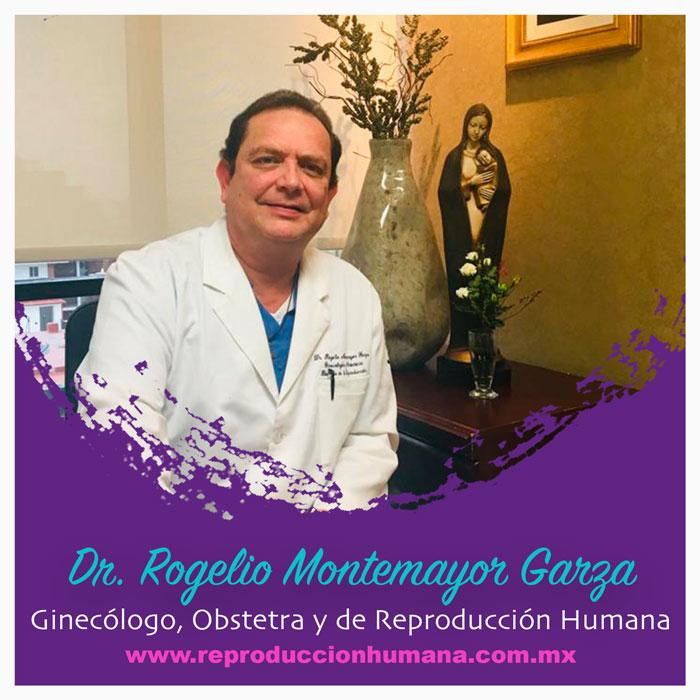 Dr. Rogelio Montemayor - Ginecólogo en Monterrey