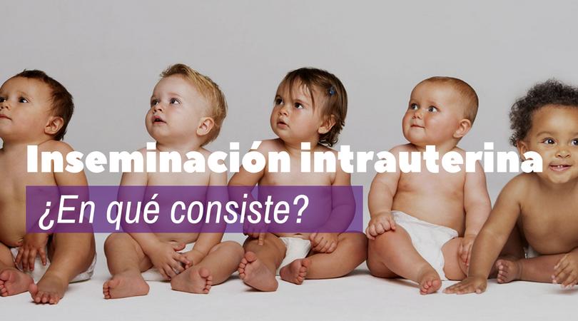 Inseminación intrauterina(IUU): En qué consiste, efectividad y costos