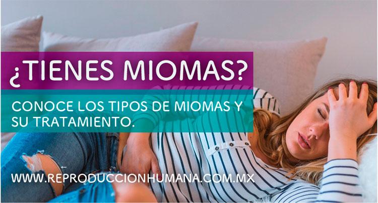 ¿Tienes miomas y tienes deseos de embarazarte? Conoce los tratamientos